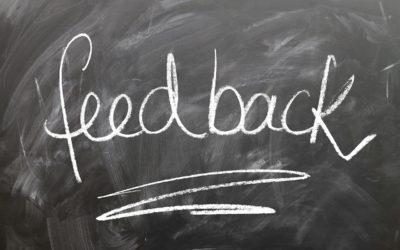Konstruktives und motivierendes Feedback