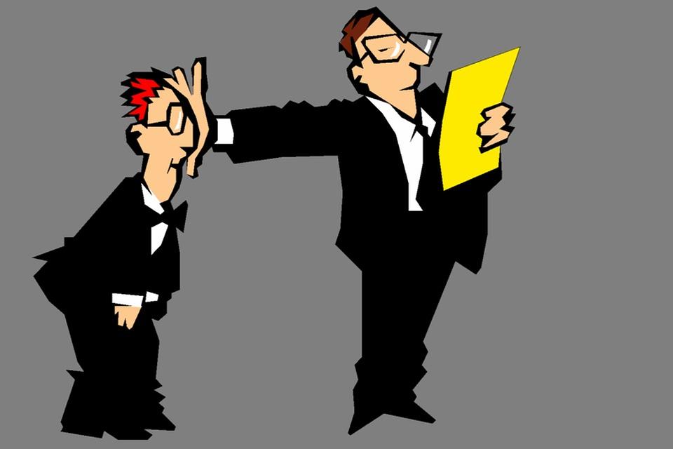 Bossing: Machtmissbrauch der Führungsetage