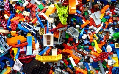 LEGO® SERIOUS PLAY® – Problemlösungen aus Legosteinen