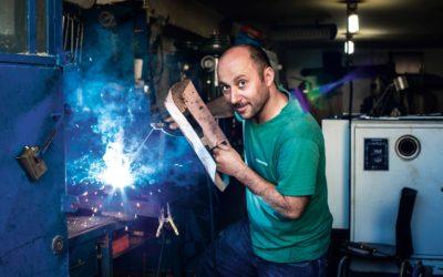 Kundengeschichte: Metallbauer braucht zusätzliche Führungsebene